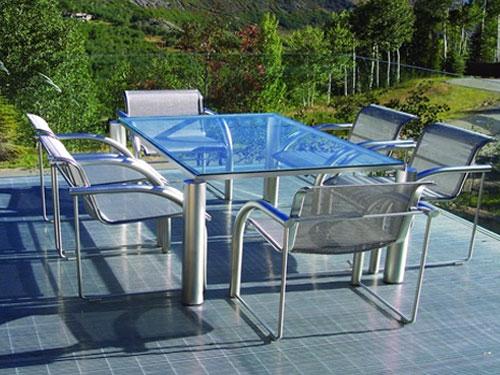 Garden Furniture Advice Stainless Steel Furniture